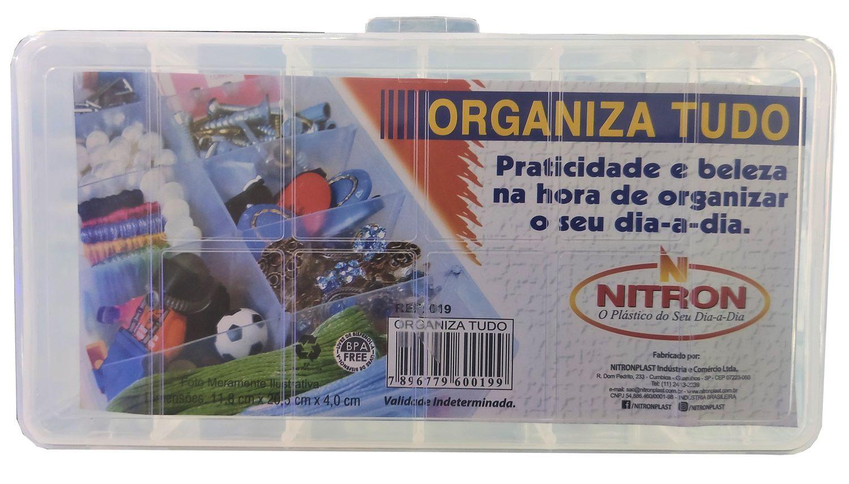 Organizador Organiza Tudo Nitronplast