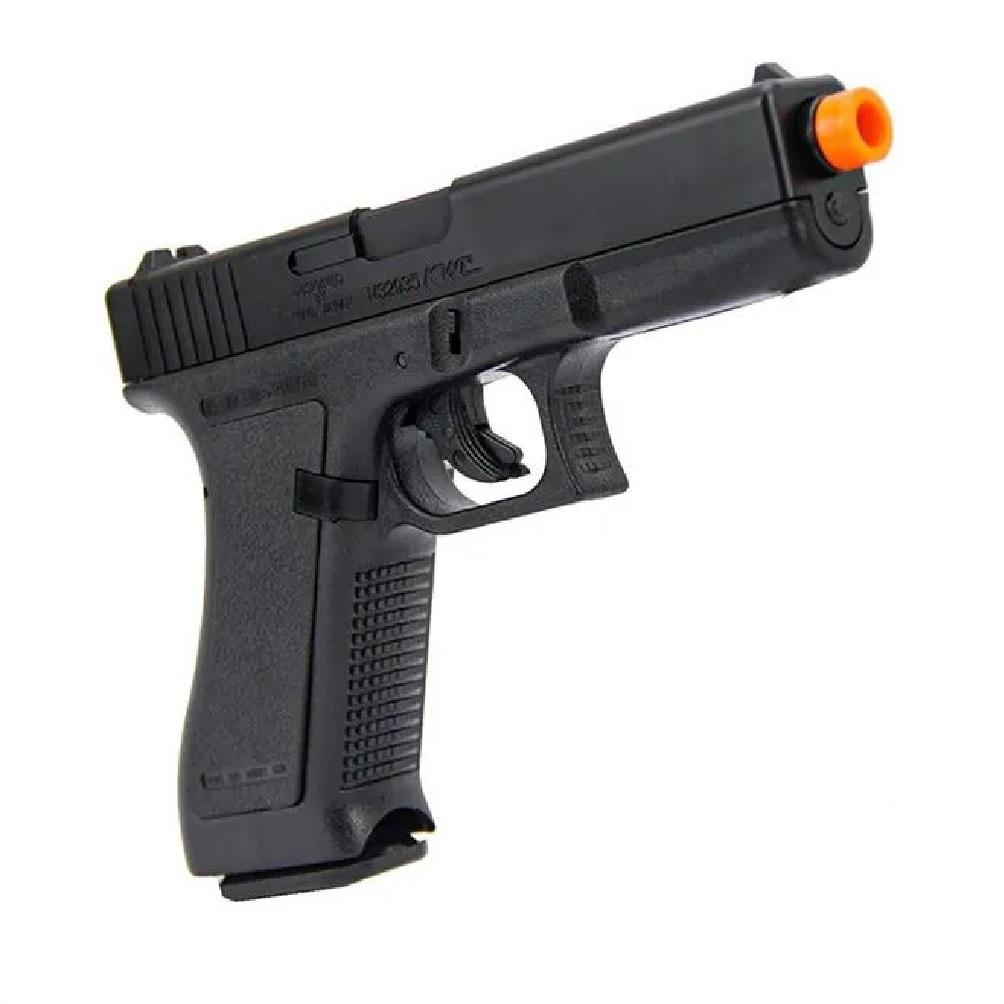 Pistola Airsoft Glock Kwc K17 Spring  6mm