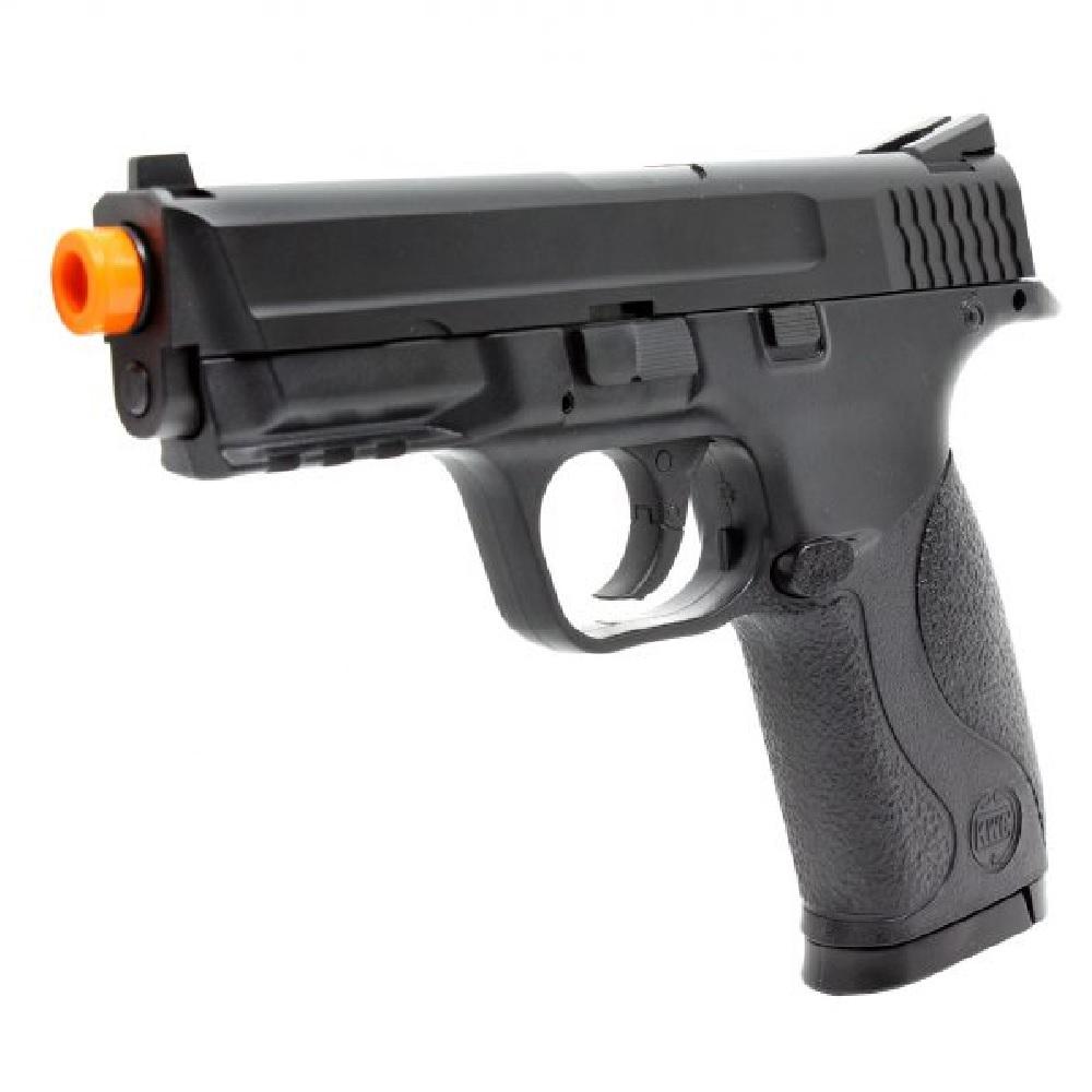 Pistola Airsoft MP40 KWC Co2 - Polímero  - 6mm