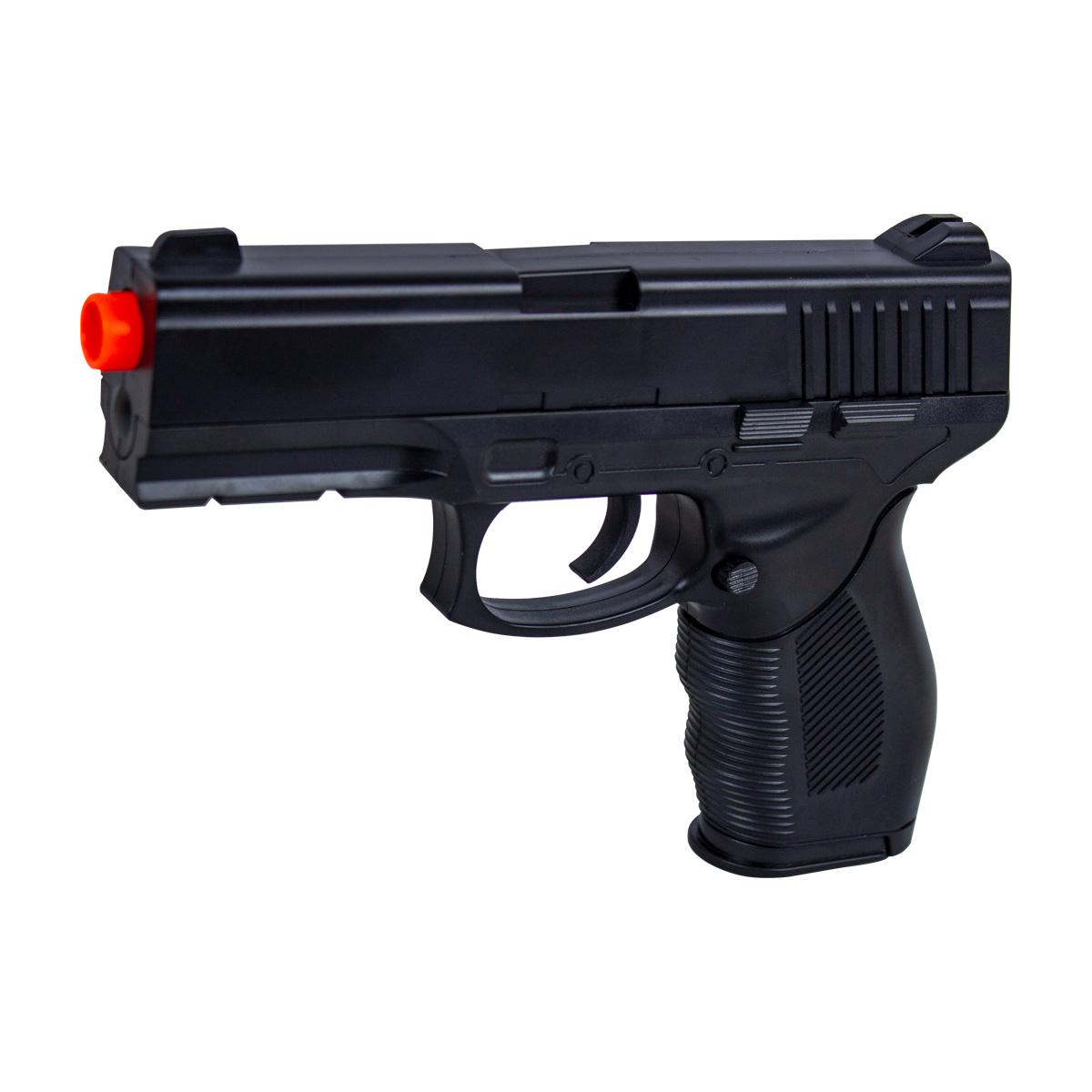 Pistola Airsoft Spring 24/7 V310 6MM  Mola - Vigor