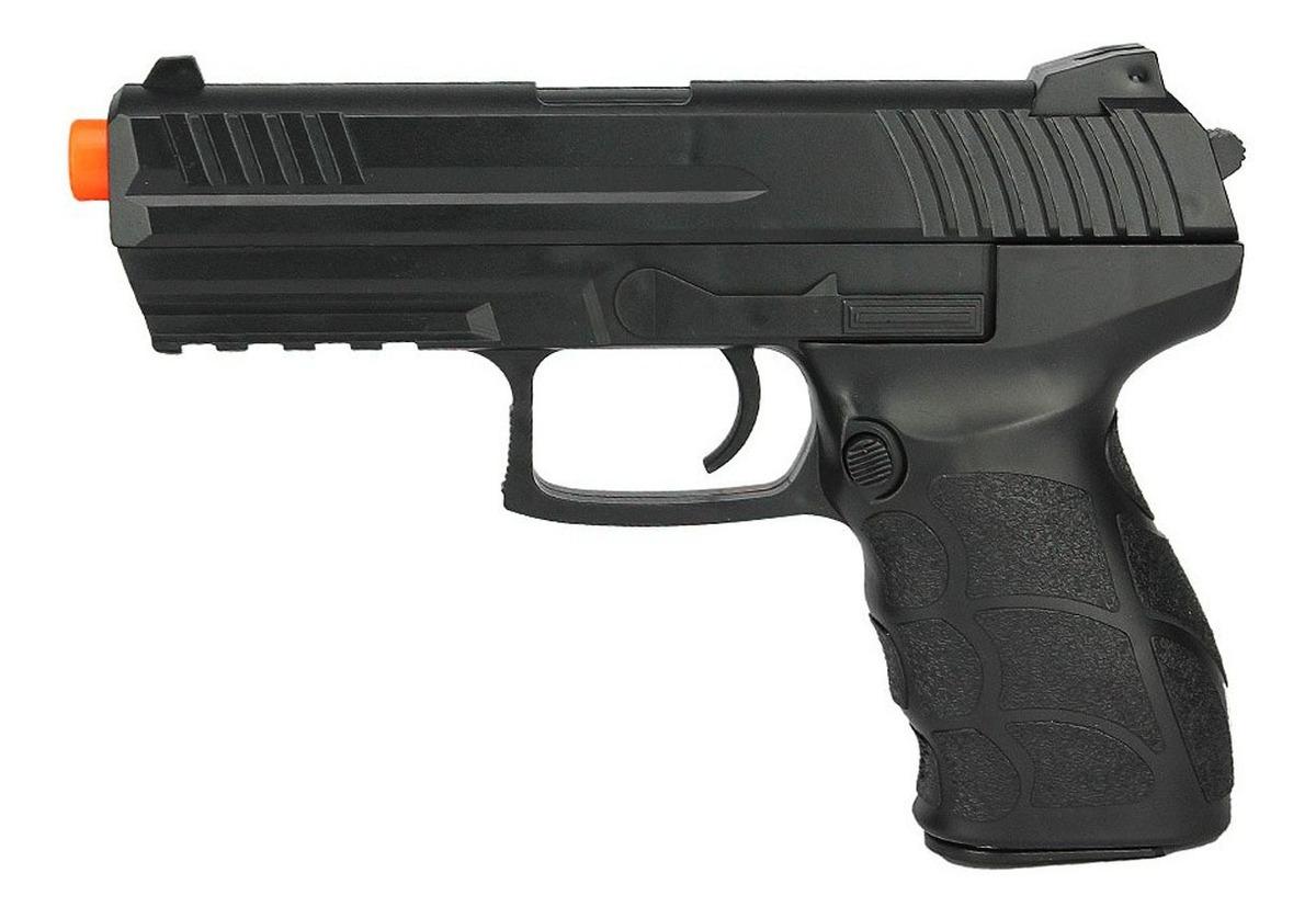 Pistola Airsoft Spring P30 V312 Mola 6mm