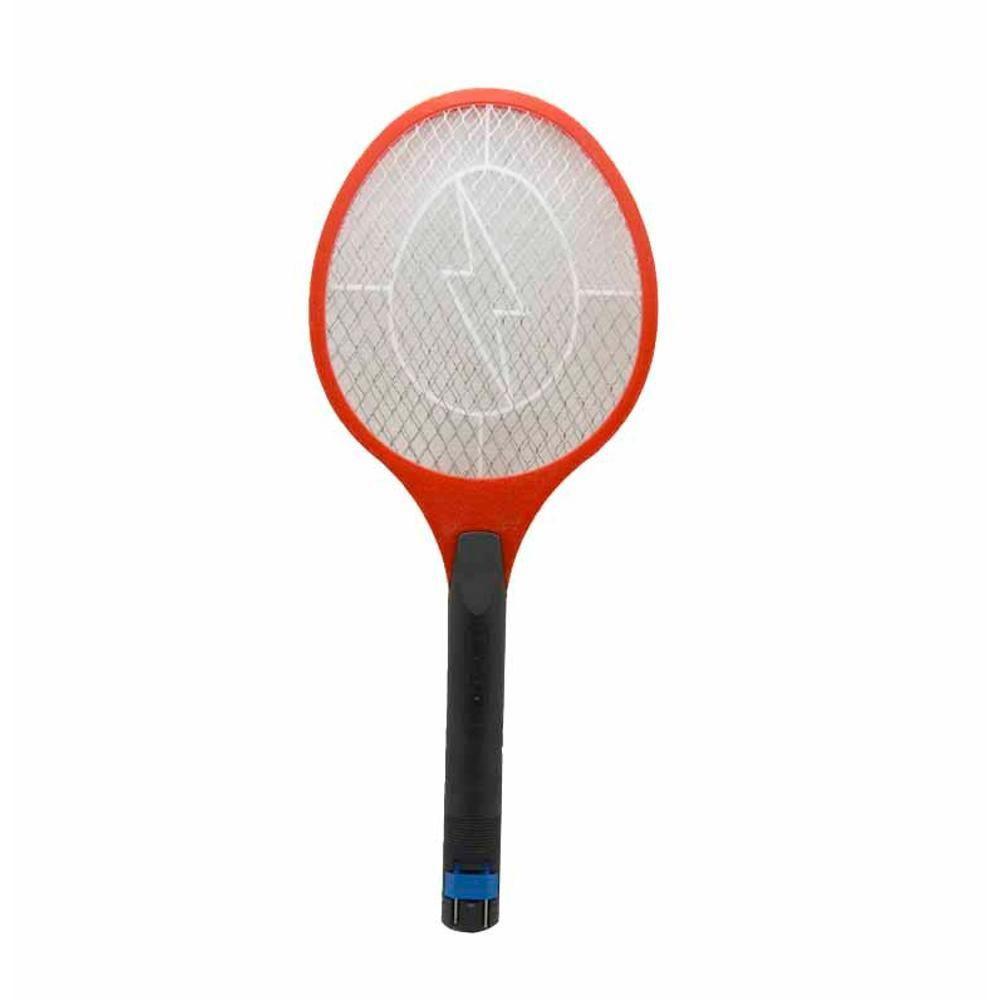 Raquete Mata Mosquito Recarregável Bivolt Alfacell