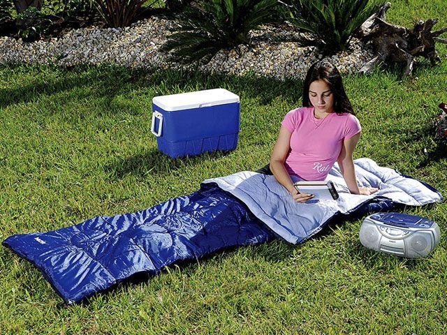 Saco De Dormir Com Extensão Para Travesseiro - Mor