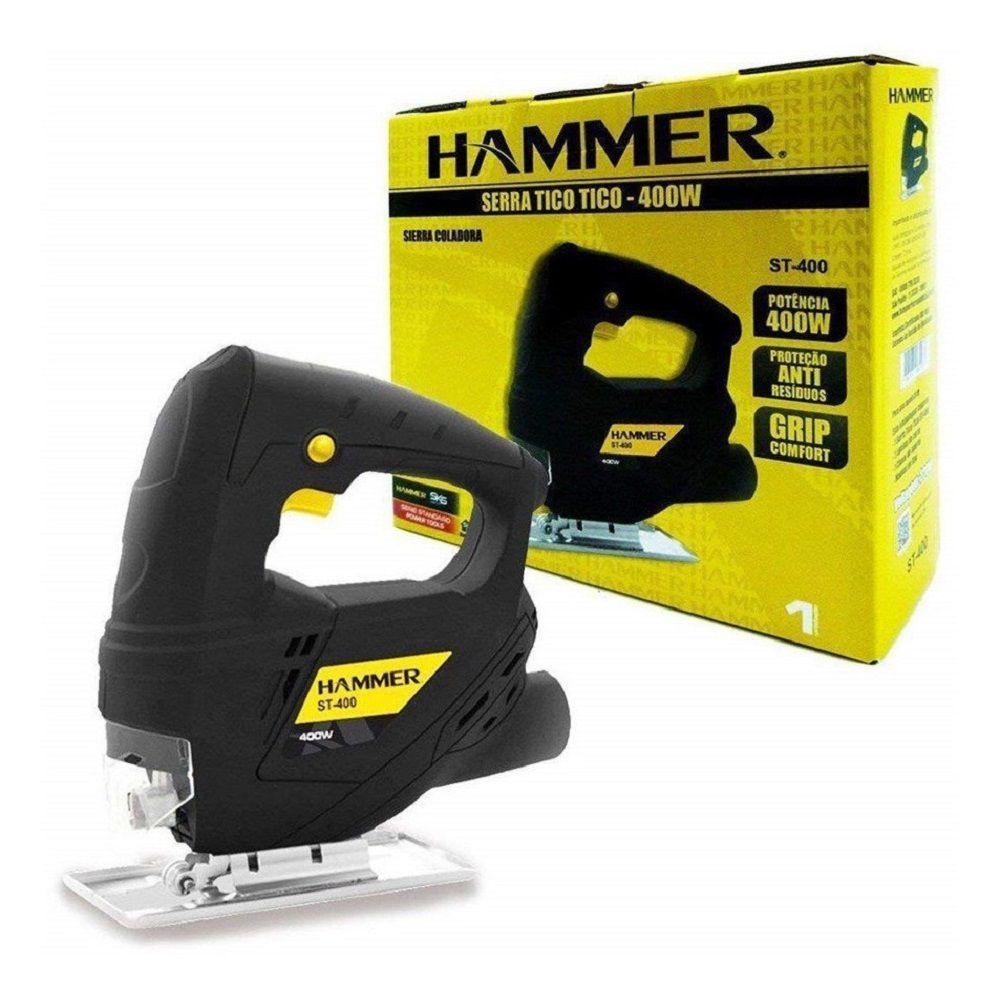 Serra Tico Tico Hammer 400w ST-400 110v
