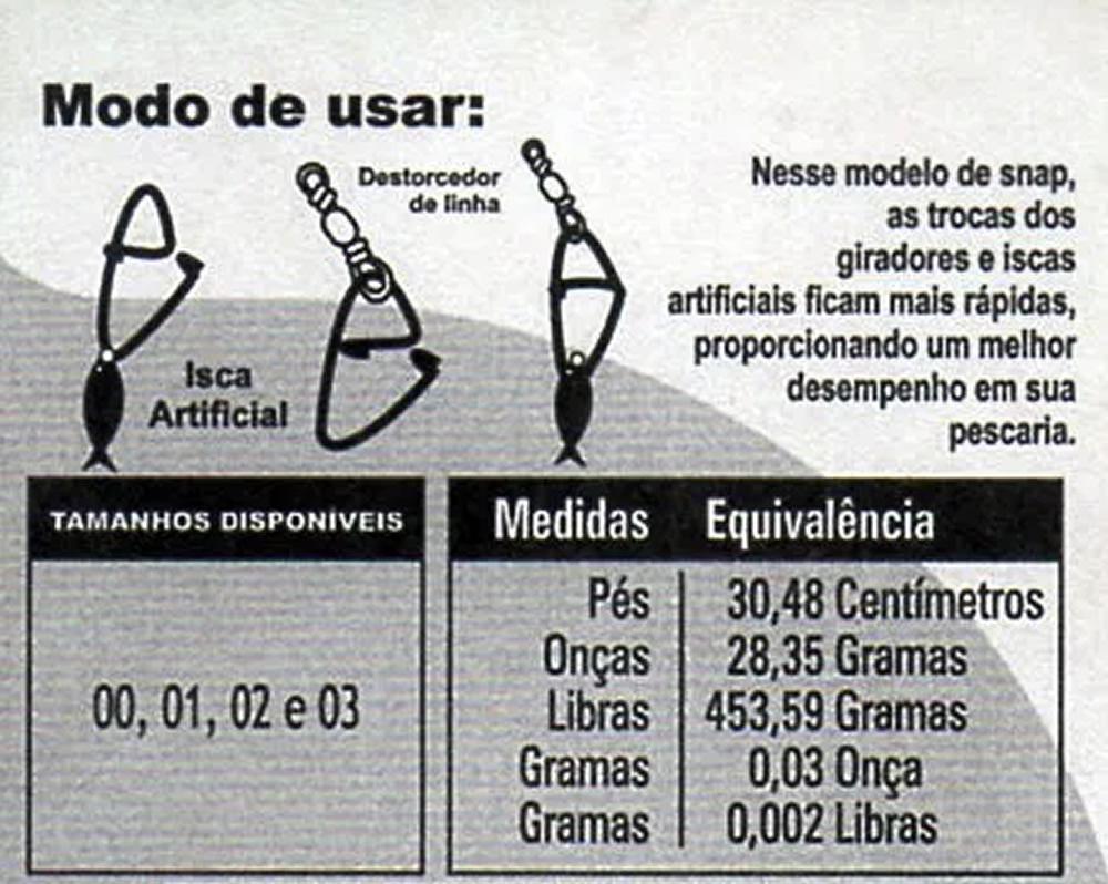 SNAP DUPLA ABERTURA TECHNES - C/ 10 UNID