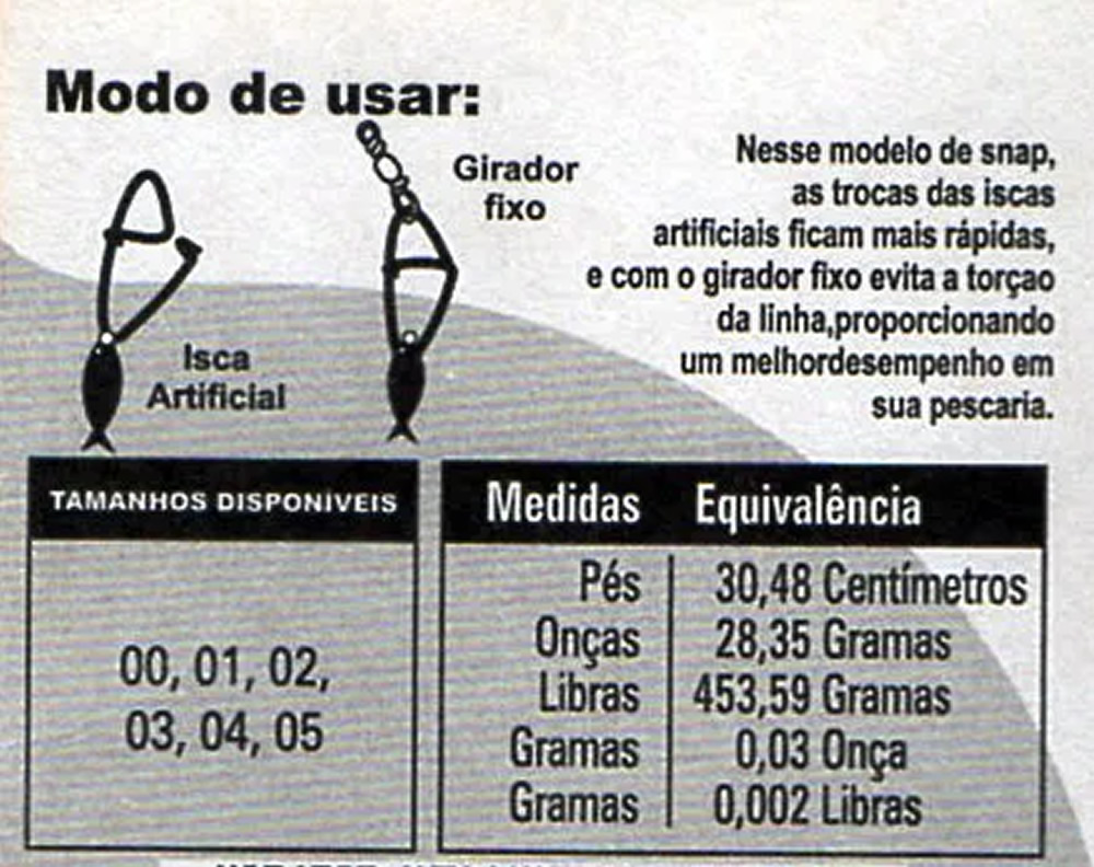 SNAP REFORÇADO COM GIRADOR TECHNES - C/ 10 UNID