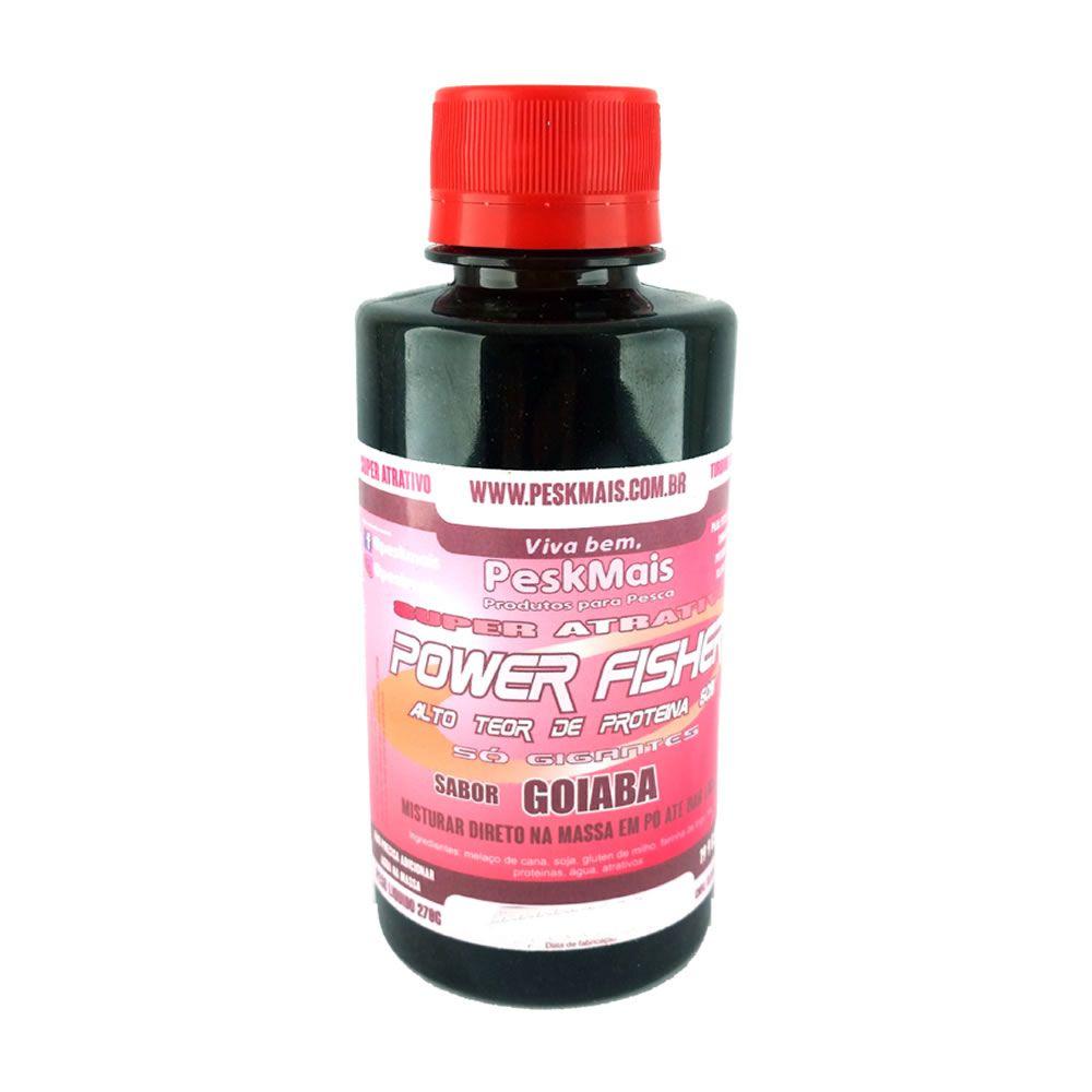 Super Atrativo Power Fish Goiaba 200 ml.