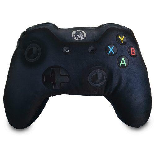 5a5cb314a X-Pillow Box  Almofada Gamer Controle Videogame Xbox One Preto Geek Nerd -  Camaletu ...