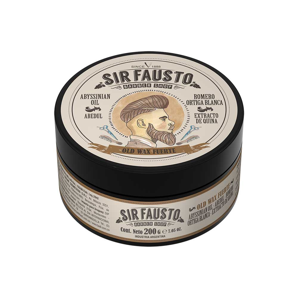 Cera Old Wax Forte Sir Fausto 200 g