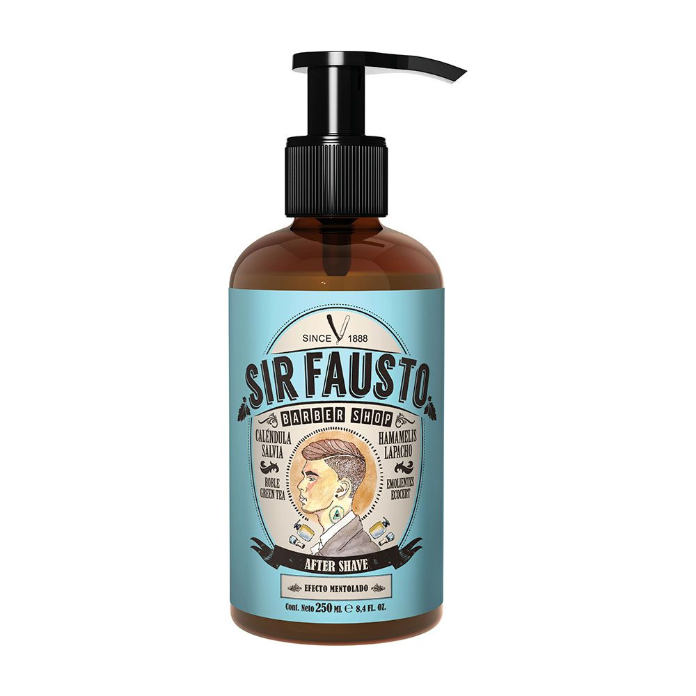 Pós Barba / After Shave Sir Fausto 250 ml