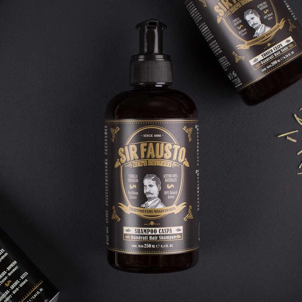 Shampoo para Cabelo com Caspa 250 ml