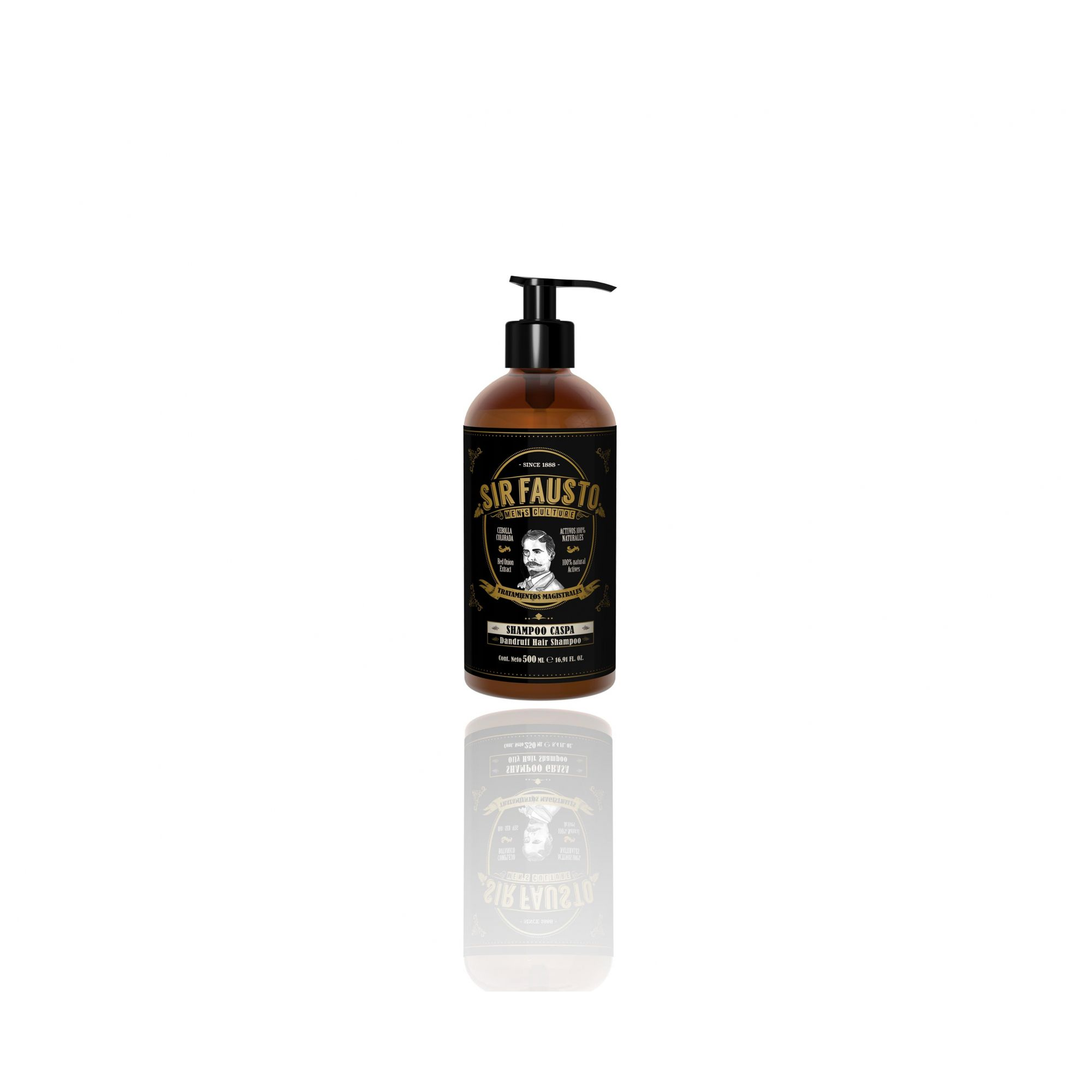 Shampoo para Caspas- 500 ML
