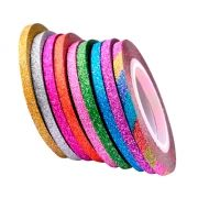 Kit Mini Washi Tape Glitter