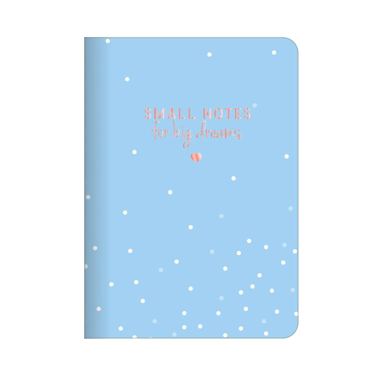 Caderneta Soho