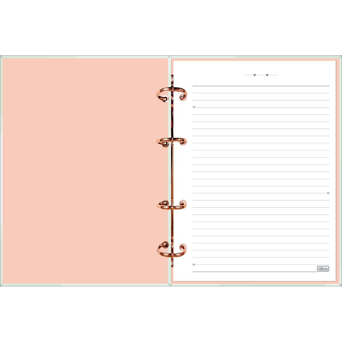Caderno Argolado/Fichário Soho