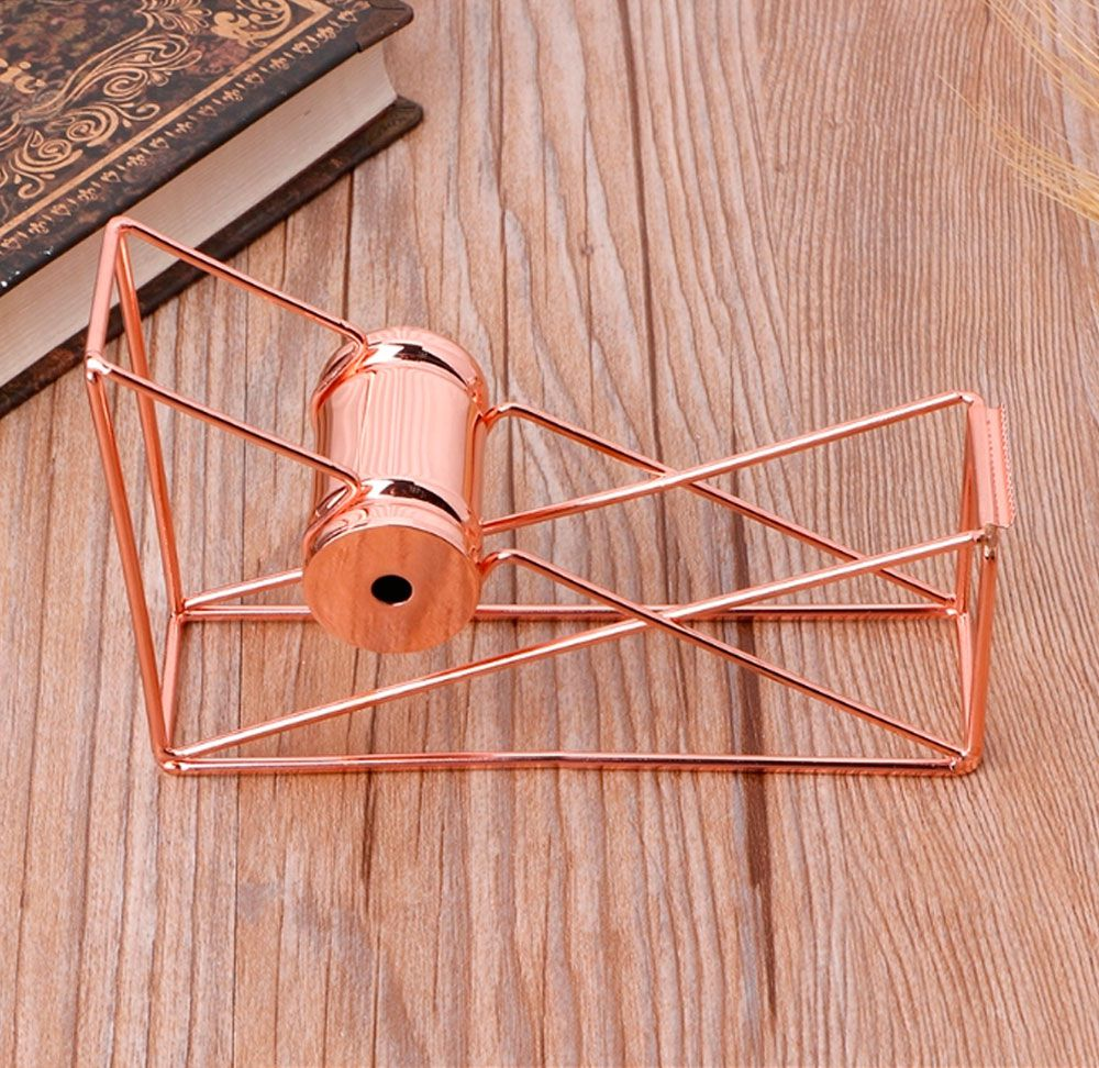 Dispenser de Fita Washi Tape Rose Gold