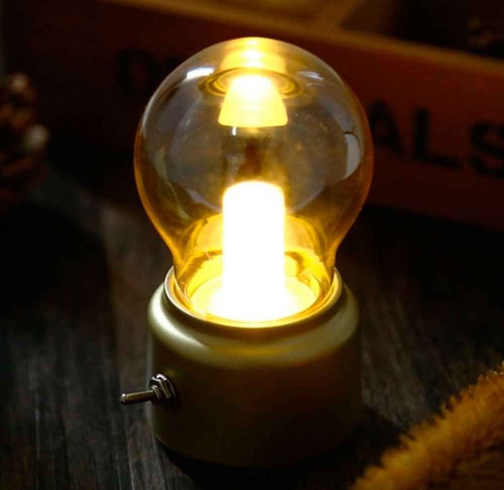 Luminária Lâmpada Led Recarregável