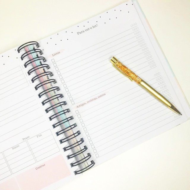 Planner Happiness Permanente