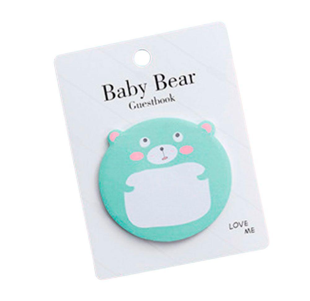 Sticky Note/Post-it  Baby Bear