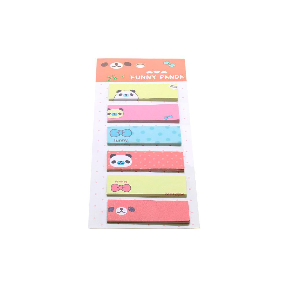Sticky Note/Post-it  Bandeirinhas de Bichinhos