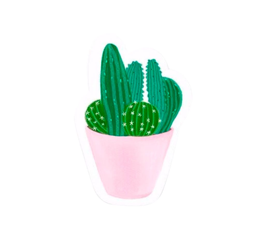 Sticky Note/Post-it  Cactos - Cactus Love
