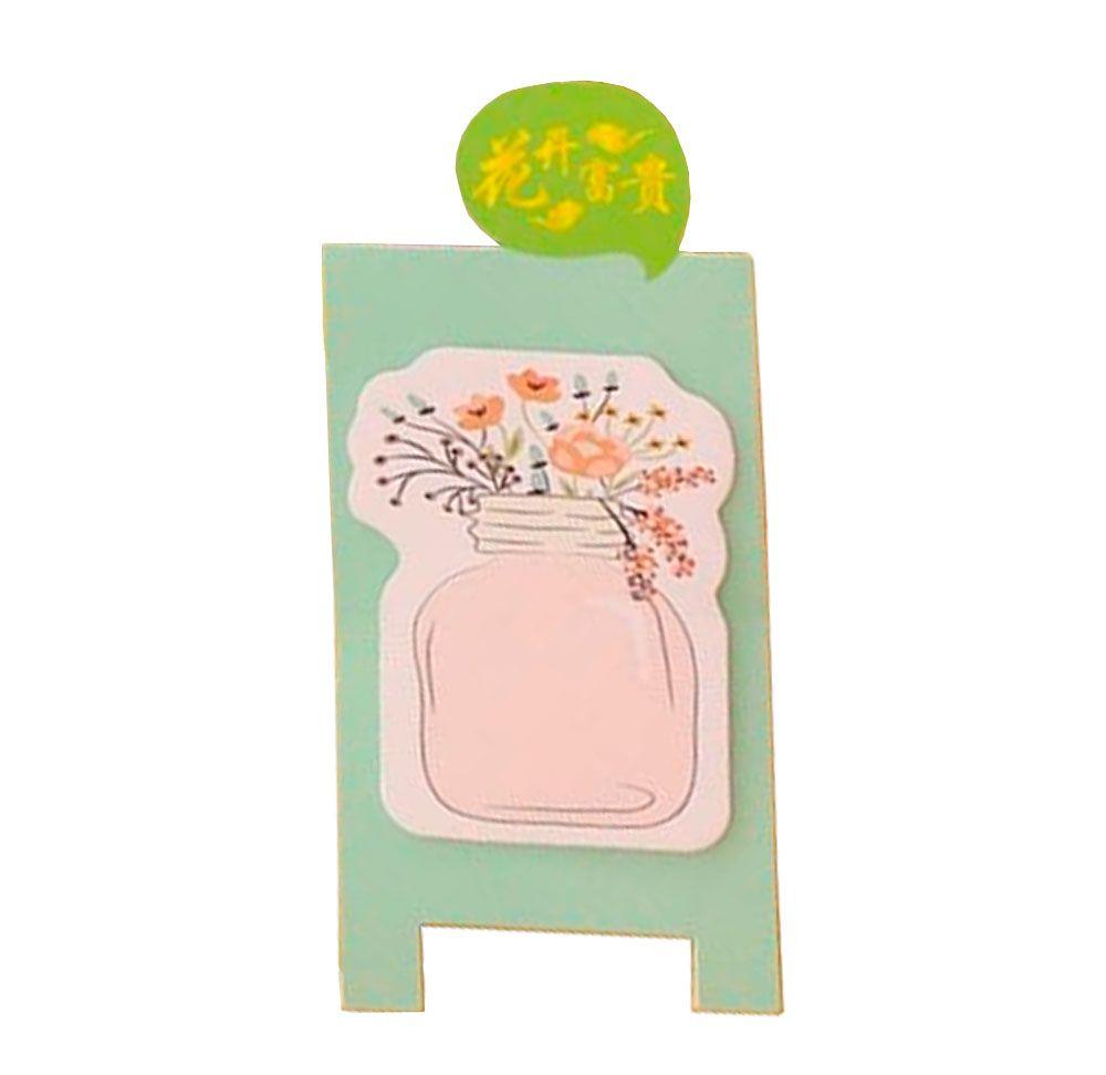 Sticky Note/Post-it  Vaso Cavalete