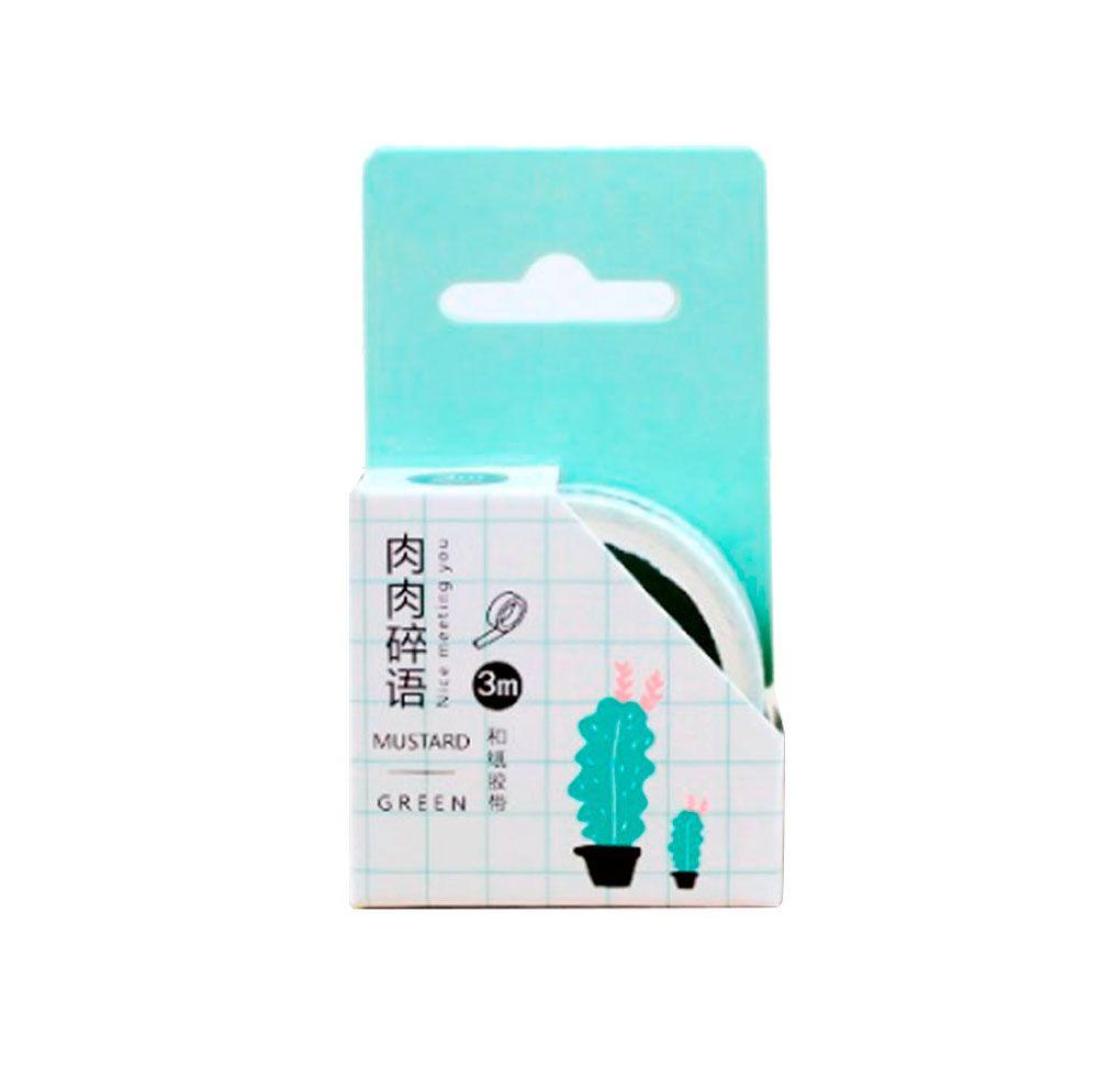 Washi Tape Cactos