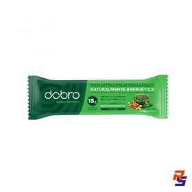 Barra de Proteína com Cafeína - Pesto e Castanha de Caju | DOBRO