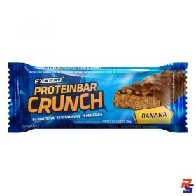 Exceed Protein Bar Crunch - Barra Proteica | ADVANCED NUTRITION