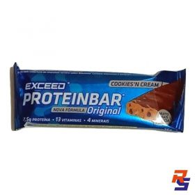 Exceed Protein Bar Original - Barra Proteica | ADVANCED NUTRITION