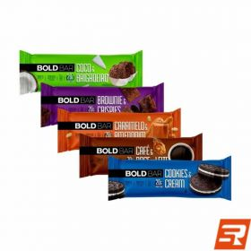 Barra de Proteína - Bold Bar | BOLD SNACKS