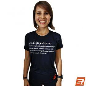 Camiseta PACE - Baby Look | RUNNER SHOP