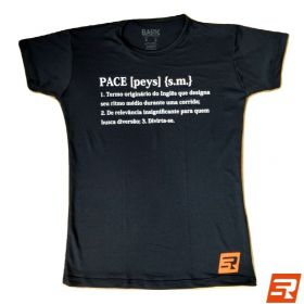 Camiseta PACE - Unissex | RS TEAM