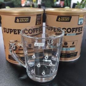 Caneca Super Coffee - Vanilla e Chocolate | CAFFEINE ARMY