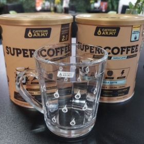 Caneca Super Coffee - Vanilla e Tradicional | CAFFEINE ARMY