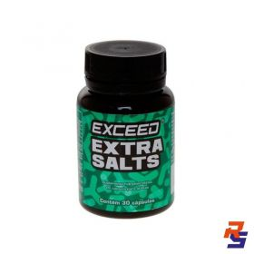 Cápsulas de Sal - Exceed Extra Salts | ADVANCED NUTRITION