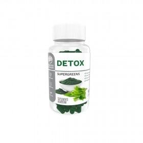 Detox Supergreens | ALQUIMIA DA SAÚDE