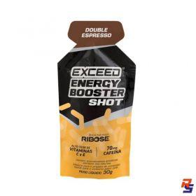 Gel de Carboidrato (c/ 70mg de Cafeína) - Unitário | EXCEED