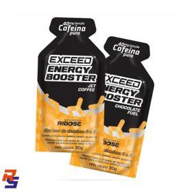 Gel de Carboidrato (c/ 40mg de Cafeína) - Unitário| EXCEED