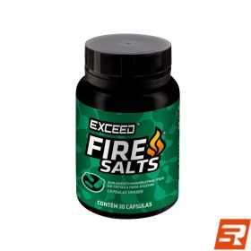 Cápsulas de Sal - Exceed Fire Salts | ADVANCED NUTRITION