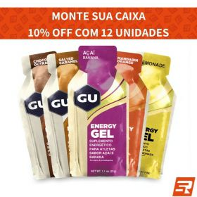 Gel de Carboidrato - Energy Gel | GU
