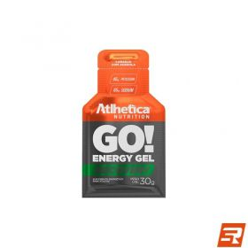 Gel de Carboidrato - GO! Energy Gel | ATLHETICA