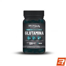 Glutamina em Cápsula | GIULLIA BEAUTY
