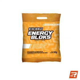 Goma Energética - Exceed Energy Bloks | ADVANCED NUTRITION