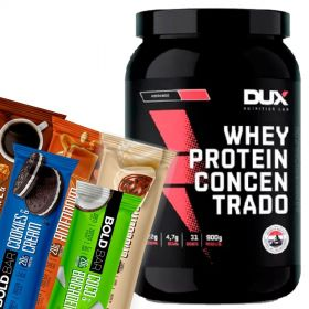 Kit Protein | DUX & BOLD SNACKS