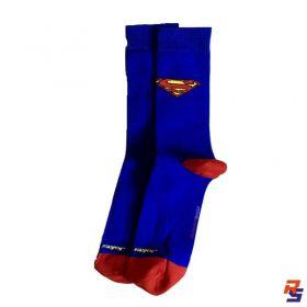 Meia Cano Médio (35 ao 42) - Superman | JOKER SOCKS
