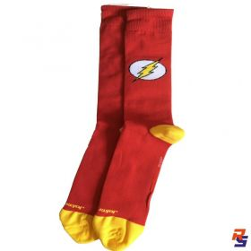 Meia Cano Médio (35 ao 42) - The Flash | JOKER SOCKS
