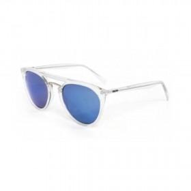 Óculos de Sol Ibiza - Cristal com Lente Azul | HUPI