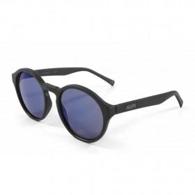 Óculos de Sol Kona - Preto com Lente Azul | HUPI