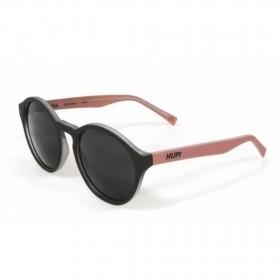 Óculos de Sol Kona - Preto e Coral | HUPI
